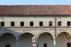 Abadia de Carceri Imagens de Stock Royalty Free