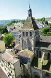 Abadia de Cluny Fotografia de Stock Royalty Free
