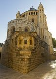 Abadia de Dormition Foto de Stock Royalty Free