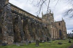Abadia de Dunfermline Imagem de Stock