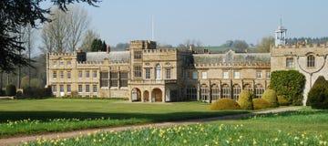 Abadia de Forde, Somerset Imagem de Stock Royalty Free