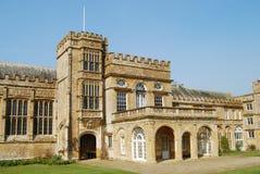 Abadia de Forde, Somerset Imagens de Stock
