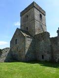Abadia de Inchcolm Fotos de Stock