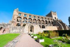 Abadia de Jedburgh foto de stock royalty free