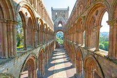 Abadia de Jedburgh Fotografia de Stock