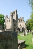 Abadia de Kelso imagem de stock
