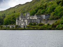 Abadia de Kylemore Imagem de Stock Royalty Free