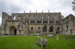 Abadia de Malmesbury em Wiltshire Inglaterra Imagens de Stock