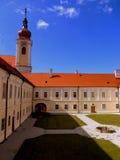A abadia de Nova Rise Foto de Stock