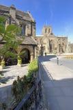 Abadia de Sherborne e hospital do St John Imagem de Stock Royalty Free