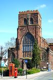 Abadia de Shrewsbury Fotografia de Stock Royalty Free