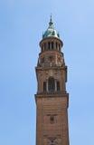 Abadia de St. Giovanni Evangelista. Parma. Emilia-Romagna. Itália. Fotografia de Stock Royalty Free