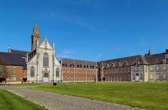 Abadia de Tongerlo, Bélgica fotografia de stock royalty free
