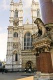 Abadia de Westminster Imagem de Stock Royalty Free