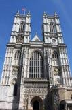 Abadia de Westminster Foto de Stock Royalty Free