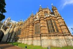 Abadia de Westminster Fotos de Stock