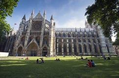 Abadia de Westminster Fotografia de Stock