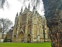Abadia de Westminster em Londres fotos de stock royalty free