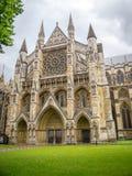 Abadia de Westminster, a igreja gótico em Londres, Reino Unido Fotografia de Stock Royalty Free