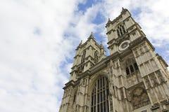Abadia de Westminster, Londres Fotografia de Stock Royalty Free
