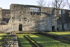Abadia de Whalley, Lancashire Fotografia de Stock