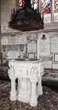 Abadia do banho no banho, Somerset, Inglaterra Foto de Stock