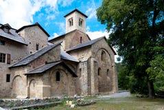 Abadia Notre Dame de Boscodon. Crots, France. Fotos de Stock