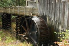 Abadoned Mill Stock Images