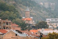 Abaissez l'église de Bethlemi - église de saint Stepanos des Vierge Marie Photographie stock