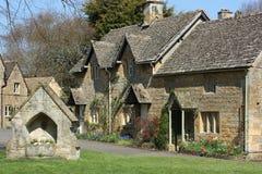 Abaissez l'abattage, Gloucestershire Image libre de droits