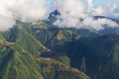 Abaissez la gamme de l'Himalaya Image libre de droits