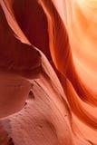 Abaissez la gorge d'antilope Images stock