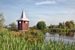 Abaissez la réserve naturelle de Bruckland Image libre de droits