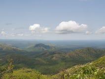Abaissez la vallée d'Omo Photo libre de droits