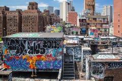 Abaissez le côté est NYC Photos libres de droits