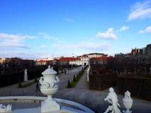 Abaissez le palais de belvédère à Vienne Photographie stock libre de droits