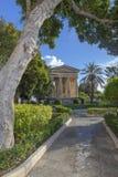 Abaissez les jardins de Barrakka Images stock
