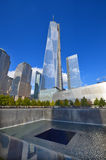 Abaissez mahattan et un World Trade Center Photographie stock libre de droits