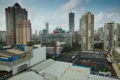 Abaissez Parel, Mumbai, le maharashtra 400013, Inde Images stock