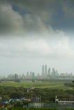 Abaissez Parel, Mumbai, le maharashtra 400013, Inde Image stock