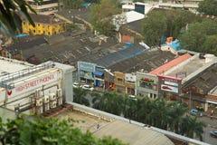 Abaissez Parel, Mumbai, le maharashtra 400013, Inde Photos libres de droits