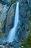 Abaissez Yosemite Falls Photos stock