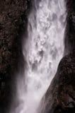 Abaissez Yosemite Falls Photos libres de droits