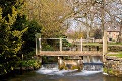 Abaixe a chacina Cotswolds Reino Unido Fotografia de Stock Royalty Free