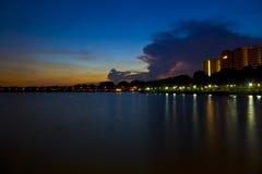 Abaixe Seletar Foto de Stock