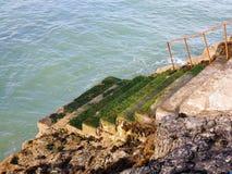 Abajo al mar de Irlanda Imágenes de archivo libres de regalías