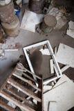 Abajo al sótano Fotos de archivo