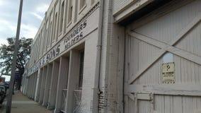 Abajo ciudad Memphis Imagen de archivo