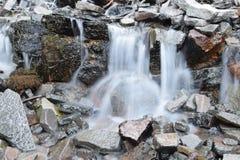 Abajo The Creek de las caídas de Vidae Fotografía de archivo