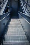 Abajo de la escalera Foto de archivo